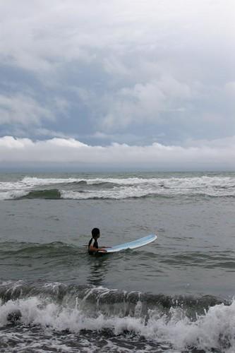 Surf's Up in Wai'ao, Taipei County