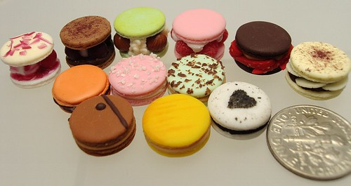 macarons altogether 3
