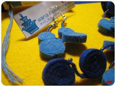 feltrinlove fr (mcf_dynamicamente ^_^) Tags: handmade feltro colori gioielli riccia mariacarmenfanelli