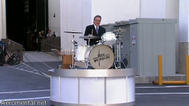 último Conan O'Brien The Tonight Show Max Weinberg