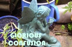 Glorious Confusion Logo - Blue Fairy