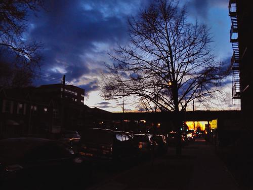 Avenue S Sunset