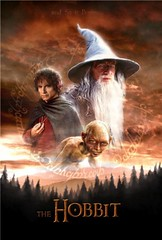 Hobbit (romanswinter) Tags: lotr gandalf lordoftherings hobbit bilbo peterjackson gullum hobbitmovie
