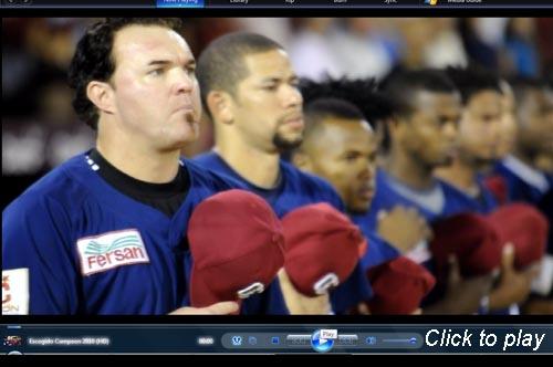 Video en (HD) Escogido Campeón.