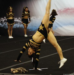 NEA Cartwheel! (Laurence's Pictures) Tags: school college star dance athletic high athletics all spirit extreme competition flip elite views cheer cheerleader cheerleading athlete naperville harper tumble 1000 xtreme stunt tumbling
