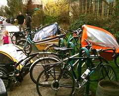 For those of you sitting on the fence - this could happen in your town. (METROFIETS) Tags: green beer bike bicycle oregon garden portland construction paint nw box handmade steel weld coat transport craft cargo torch frame pdx custom load woodstove builder 2010 haul carfree hpm stumptown paragon chrisking shimano custombike cargobike handbuilt beerbike workbike bakfiets cycletruck rosecity crafted 4130 bikeportland braze longjohn paradiselodge seattlebikeexpo nahbs movebybike kcg phillipross bikefun obca jamienichols boxbike handmadebike oregonhandmadebikeshow hopworks metrofiets oregonmanifest matthewcaracoglia palletbike oregonframebuilder seattlebikeshow bikefarmer