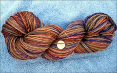 Simpatico yarn