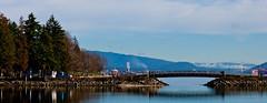 Stanley Park Bridge (dr.r.lam) Tags: bridge canada vancouver river whistler lanscape 85mmf12lii eos1dsii