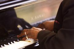 Roy Hargrove Quintet, 2001 Big Sur JazzFest, California (Artamia) Tags: california centralcoast may2001 bigsurca royhargrove ventanainn culturalevent 2001bigsurjazzfest royhargrovequartet henrymillerlybrary nepenteterraceandrestaurant eselencentre