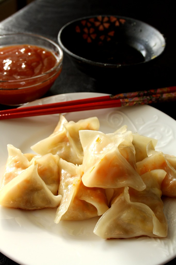 Vegetable Potstickers