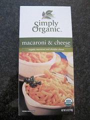 Simply Organic Macaroni and Cheese