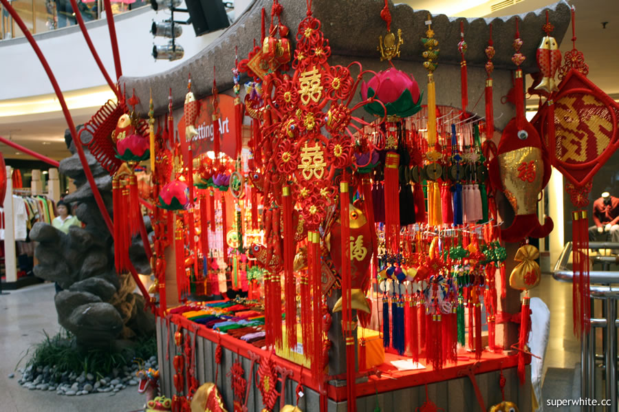 Mid Valley CNY Decoration