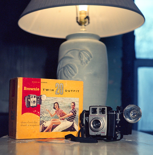 1959 Kodak Brownie Twin 20