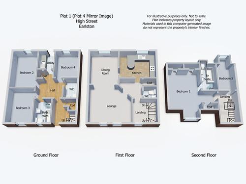 CAD Floor Plans