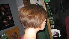 IMG_0854 (raiH enaS) Tags: haircut hair brittany shaved smoking short shorthair buzzednape