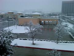 Snow Over Grand Prairie