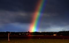 Just a Rainbow (Chris McLoughlin) Tags: uk england nature rainbow day sony yorkshire 100mm tamron westyorkshire a300 70mm300mm sonya300 tamron70mm300mm sonyalpha300 alpha300 chrismcloughlin