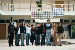 Semana da Física e Química 2004