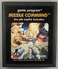 Atari 2600 - Atari - Missile Command