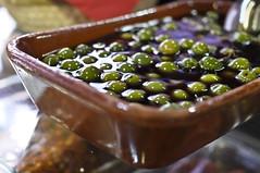 Madrid - Campo Real olives ready for tapa (Xosé Castro) Tags: madrid food verde green recipe cuisine yummy spain comida cocina foodporn tapas olives doc aceitunas olivas gastronomía receta sabroso camporeal foodelicious bonvivre