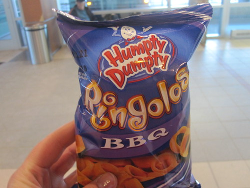 Chips from the bus station - $1.35