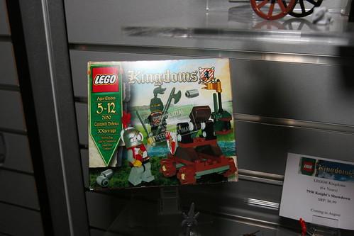LEGO Toy Fair 2010 - Kingdoms - 7950 Knight's Showdown - 1 by fbtb.