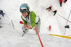 Ledolezení – Češka obsadila celkové 5. místo ve Světovém poháru
