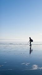 Annika (Boe78) Tags: ice is skating nordic distance vnern skridskor lngfrdsskridskor