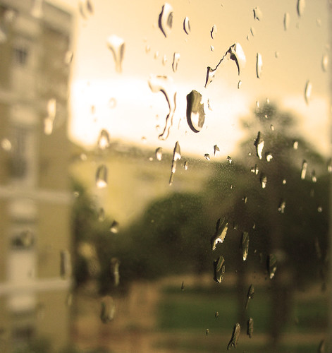 It can´t rain all the time. Sepia edition.