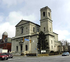 St. Gerard's basilica, Buffalo (via PlaceShakers)