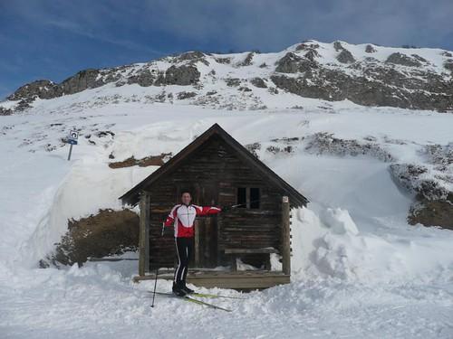 Esquí de fondo en Val d'Azun