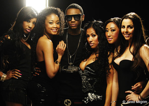 soulja boy all black everything video