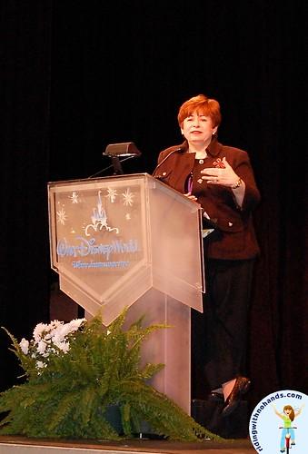 Maxine Clark, Chief Executive Bear