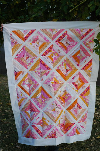 string quilt for baby