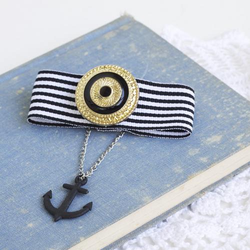 nautical brooch