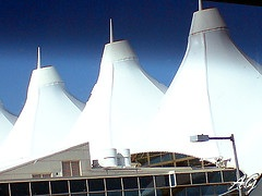 Denver International Airport, Denver, CO.