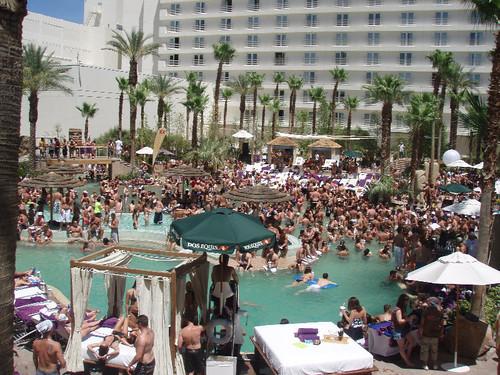 Flickriver Rehab Pool Party At The Hard Rock Hotel Las Vegas Pool