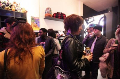 Mishka Echo Park Opening