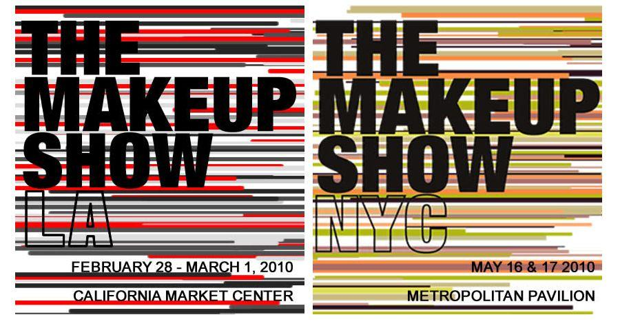 The Make Up Show in L.A. and New York