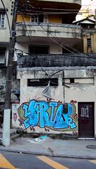 Onio (onio) Tags: up rio de graffiti janeiro copacabana cc carnaval verão botafogo throw 2010 calor ipek lelo onio