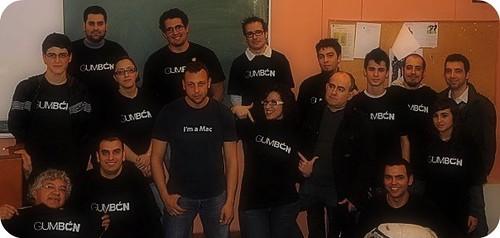 #GumBCN en la Fiber Party