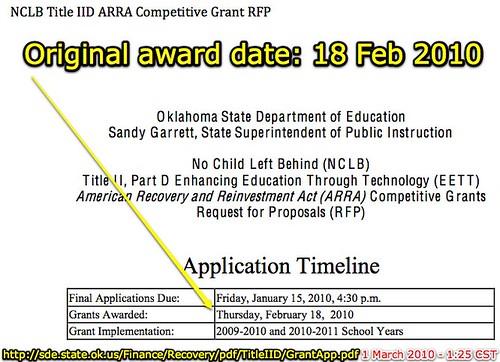 Original Award Date