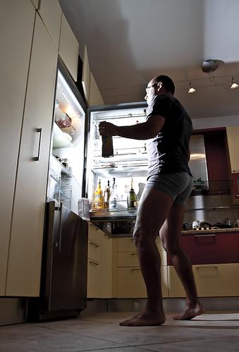 Una nuova vita nel mio frigorifero