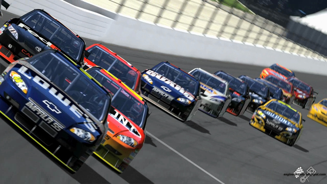 GT5 NASCAR