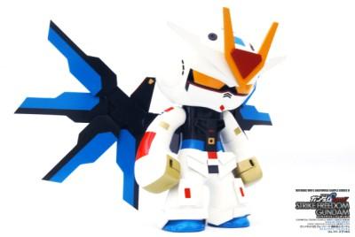 Rotobox Ganpla Series 2- Strike Freedom