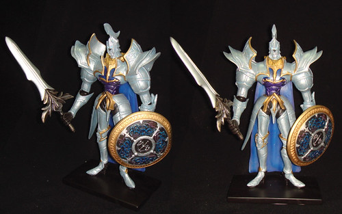 White Knight Chronicles Figure
