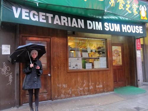 Veg Dim Sum, NYC