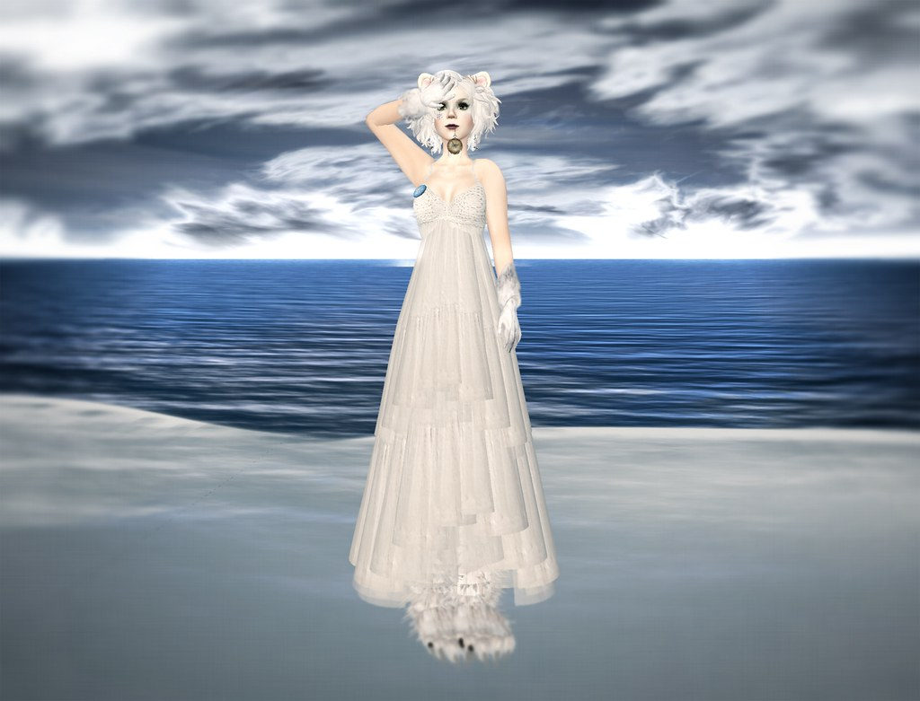 Fashion: Polar bear 03