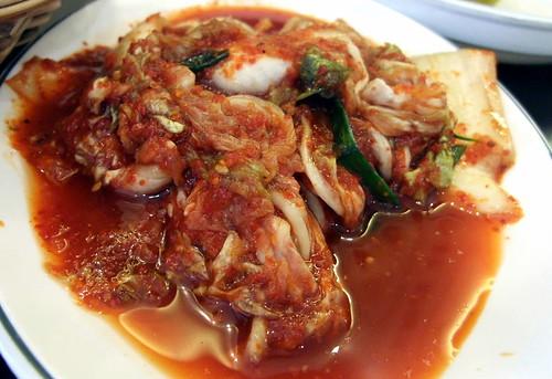 Korean Food Buffet Thailand - Kim Chi