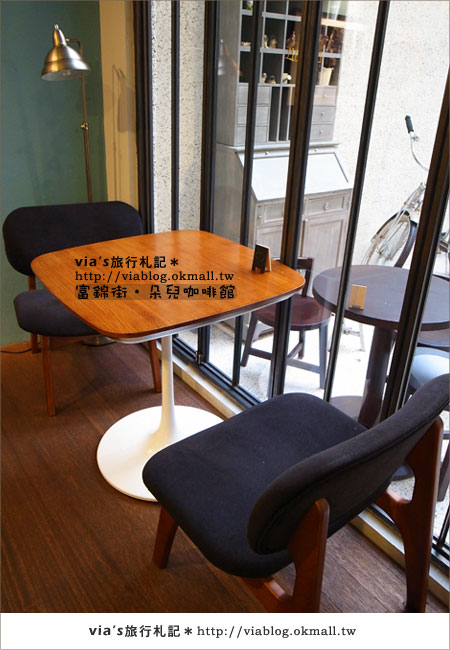 【第36個故事】我在台北富錦街‧朵兒咖啡館22